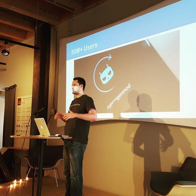 """Cyanogen se targue d'avoir """"plus d'utilisateurs que Windows Mobile et BlackBerry... réunis"""""""