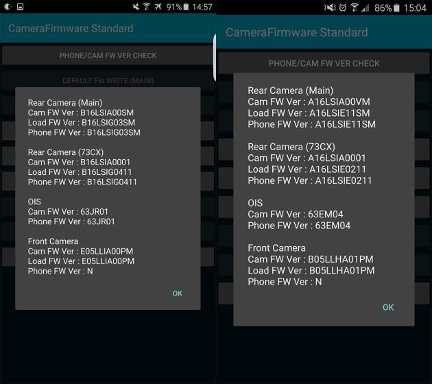 Galaxy S6 edge + / Galaxy S6