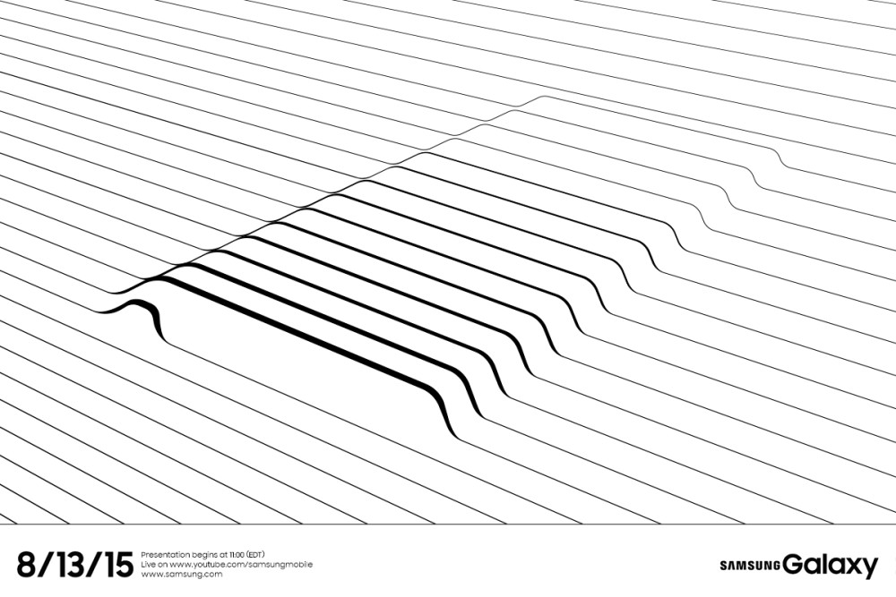 Evenement Samsung