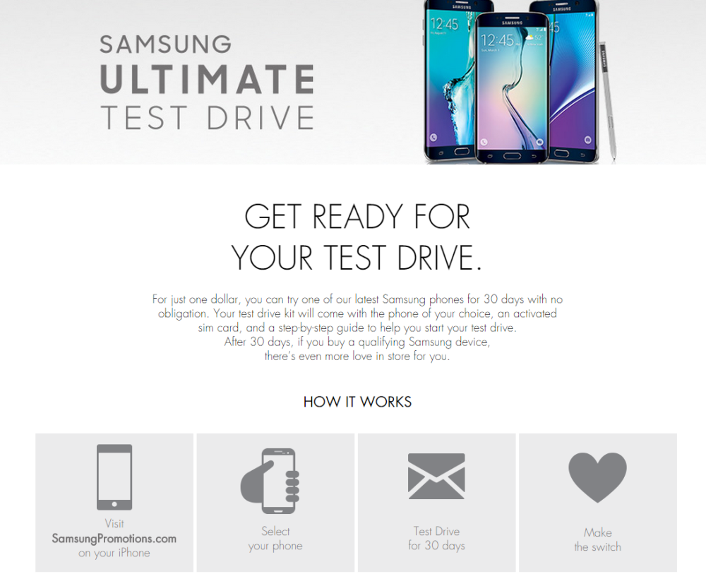 galaxy note 5 ultimate test drive
