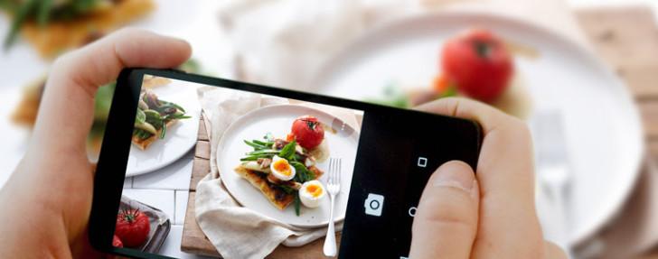 google maps photo nourriture