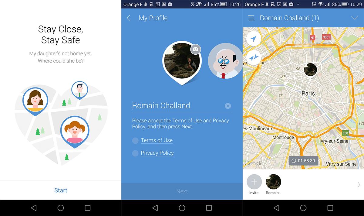 4 méthodes pour partager l'emplacement entre iPhone et Android
