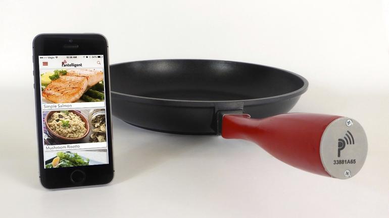 et si votre cuisine tait connect e frandroid. Black Bedroom Furniture Sets. Home Design Ideas