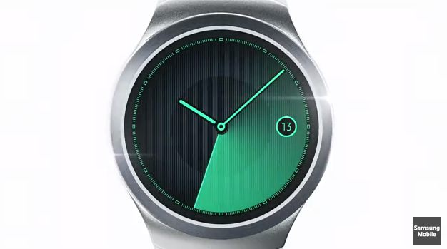 la montre samsung gear s2 devrait int grer un port nano. Black Bedroom Furniture Sets. Home Design Ideas