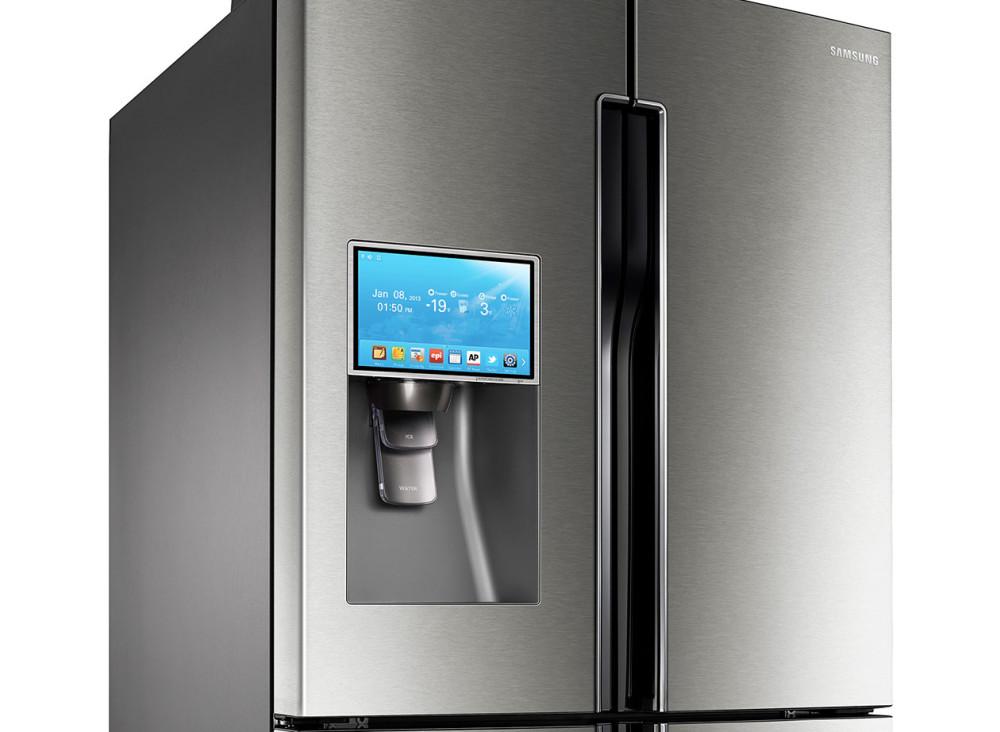 Réfrigérateur connecté Samsung