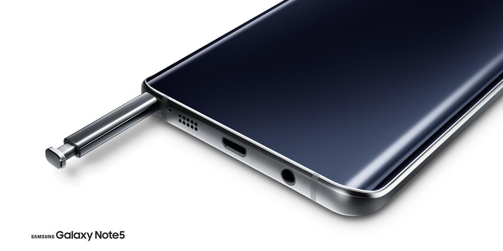 Samsung Galaxy Note 5 : il sera disponible au Maroc et en Tunisie
