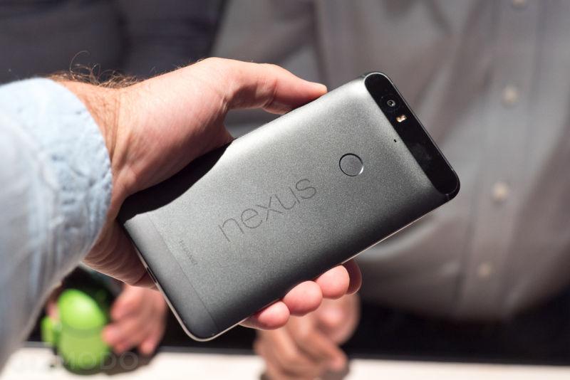 Nexus 6P - techradar