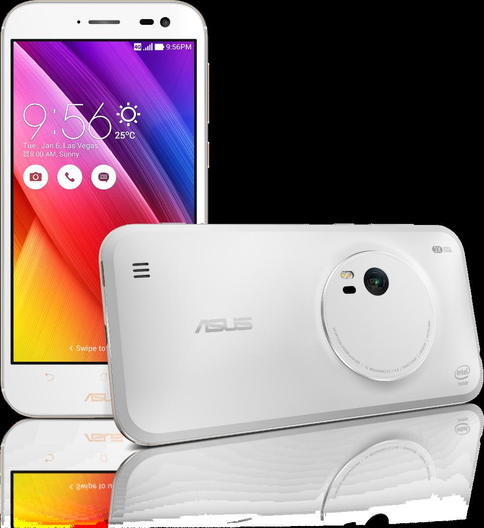 ASUS Zenfone Zoom White