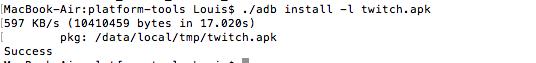 APK-adb