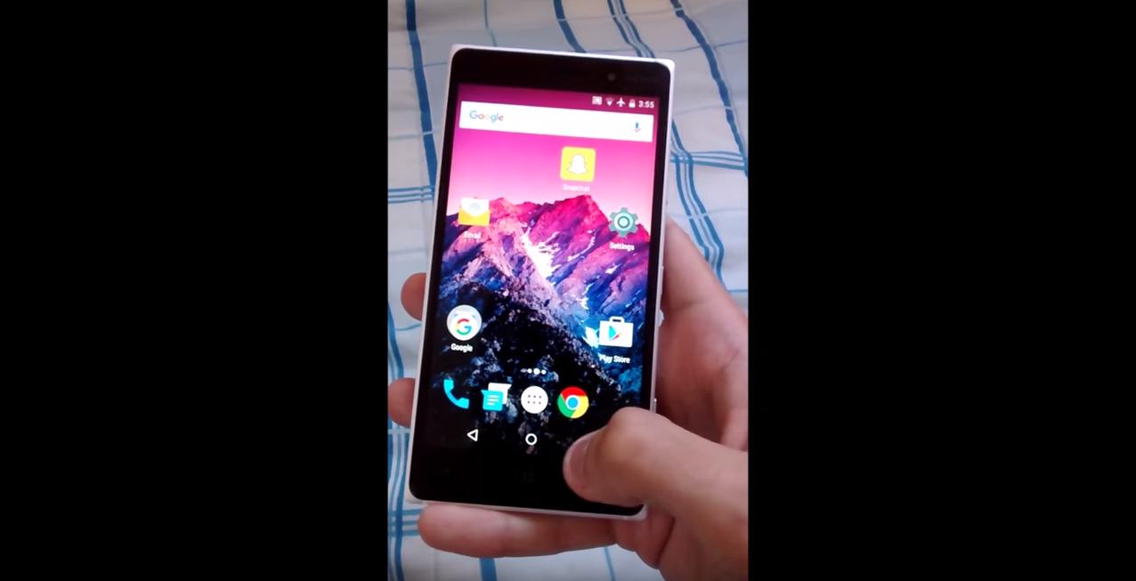 Lumia 830 Windows