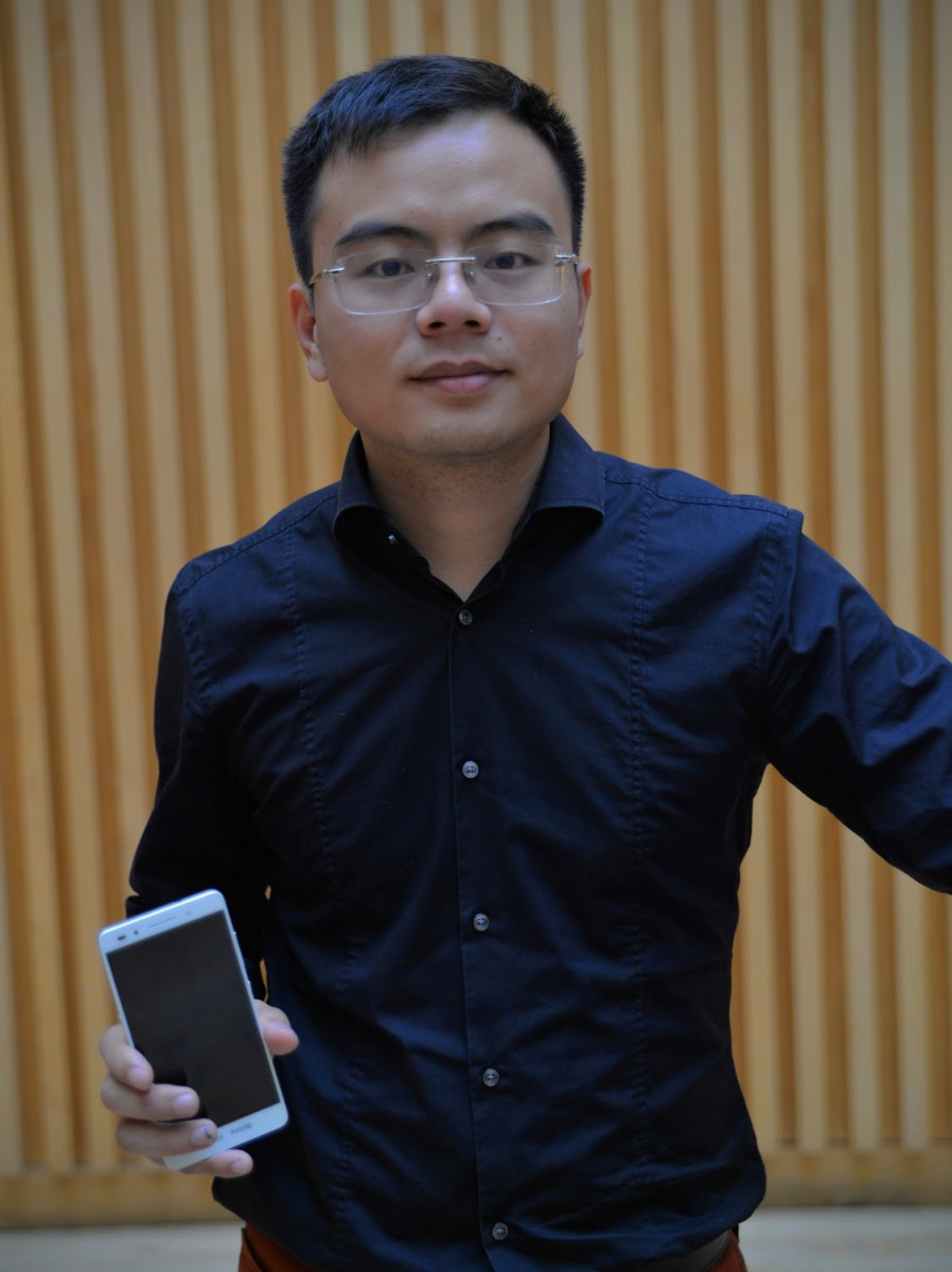 Zhang Xiang, le Directeur de Honor France