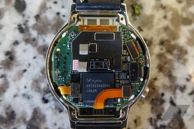 Huawei Watch speaker