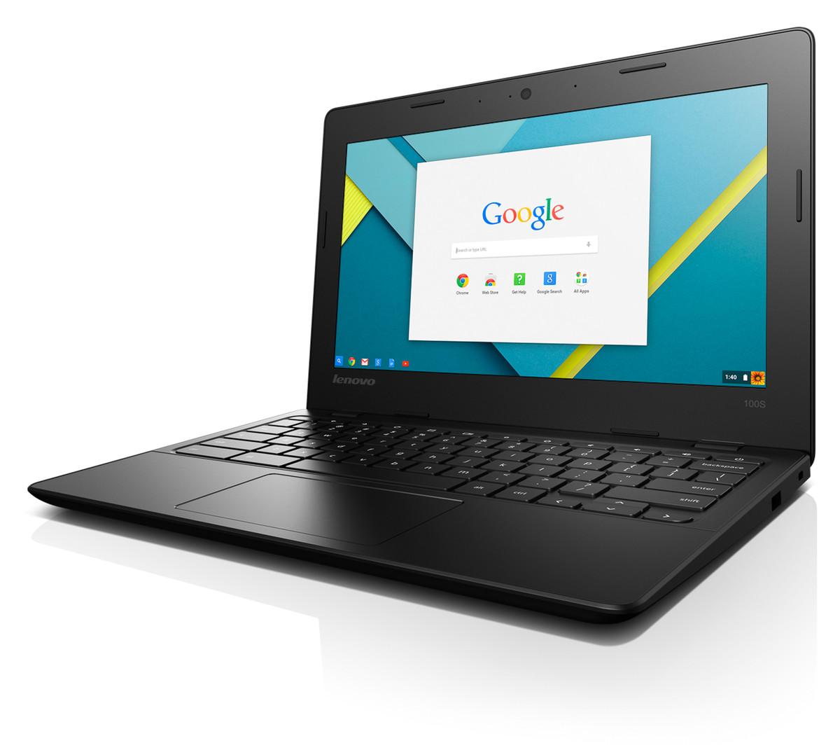 Lenovo Chromebook 100s Simple Et Autour De 150 Euros