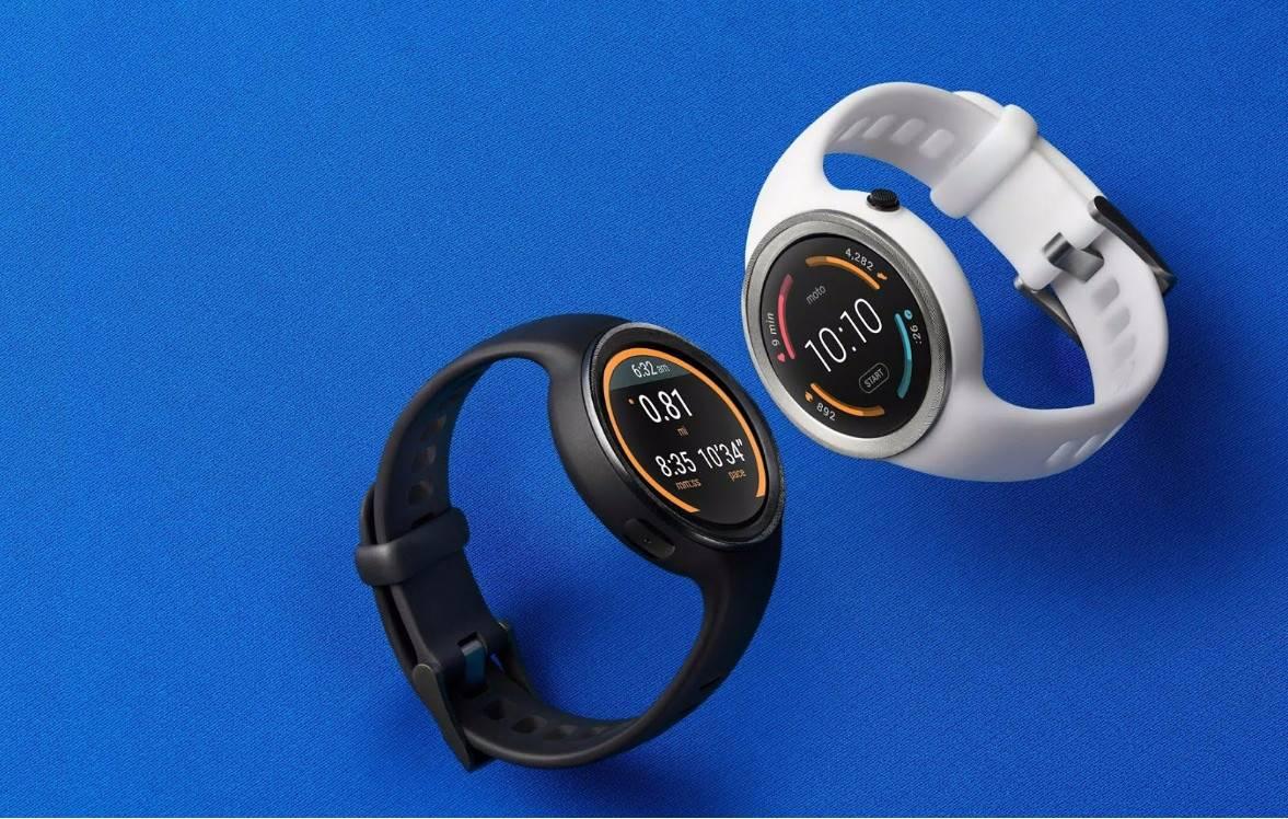 Motorola Moto 360 V2 Sport