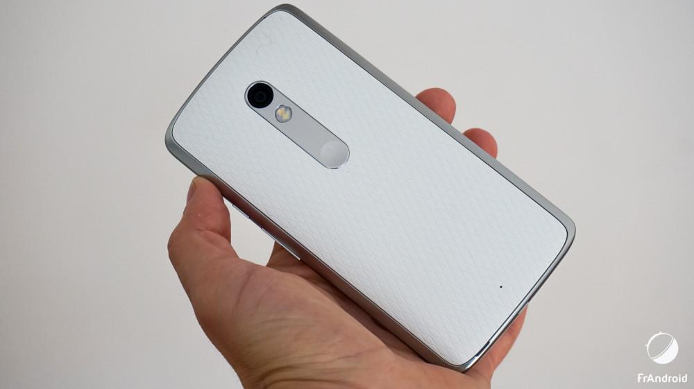 Motorola Moto X Play (1 sur 21)