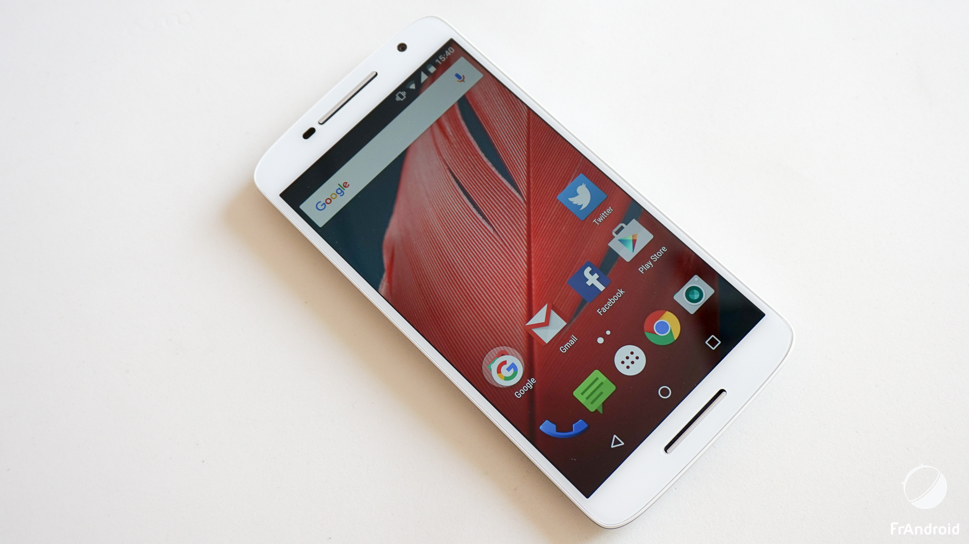 Motorola Moto X Play (13 sur 21)