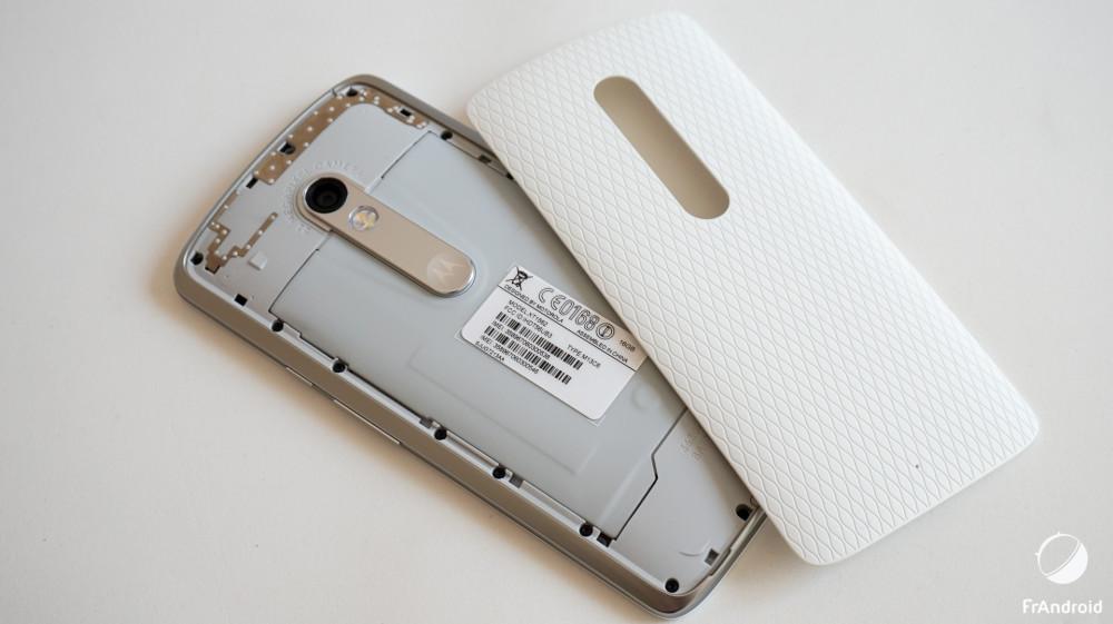 Motorola Moto X Play (18 sur 21)