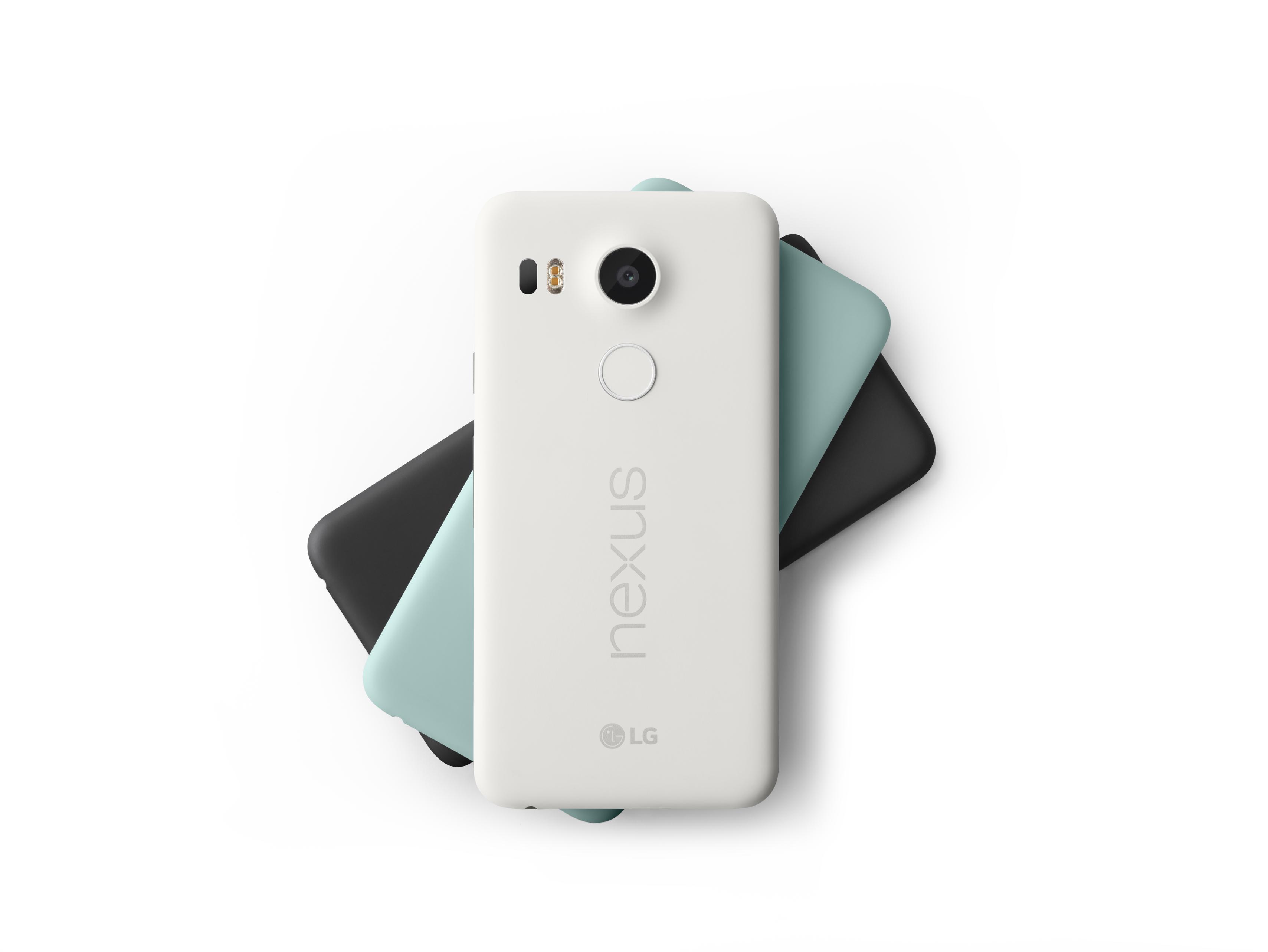 Dos du Nexus 5X