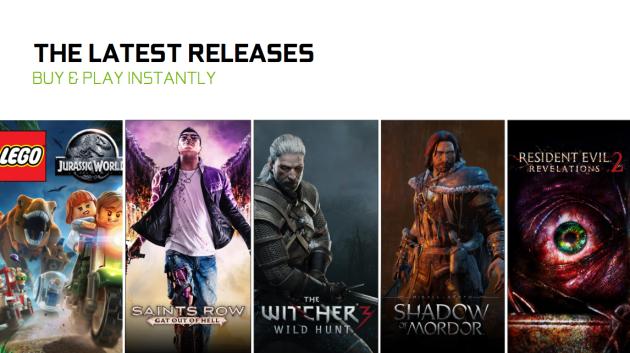 Nvidia GeForce Now buy