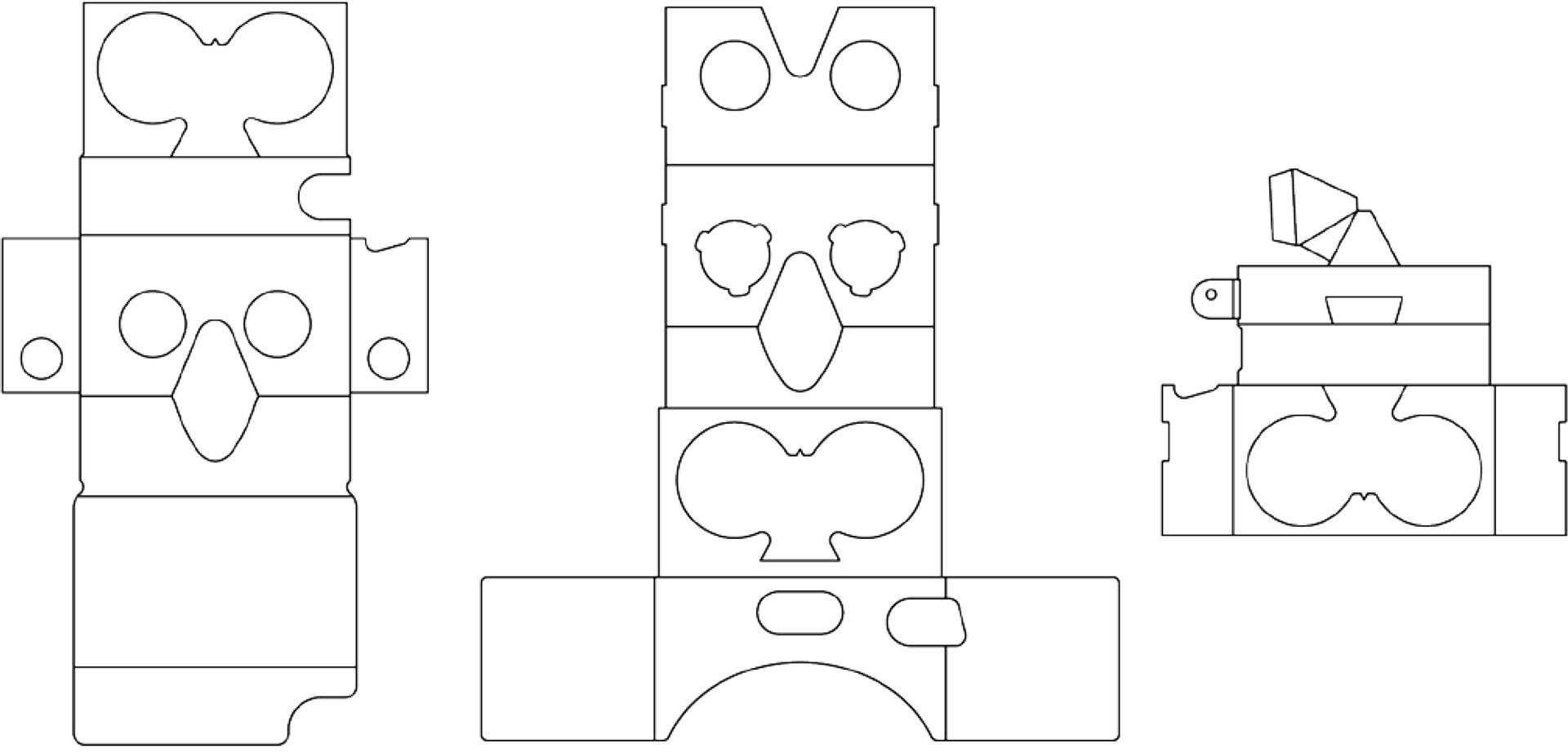 Google cardboard plan