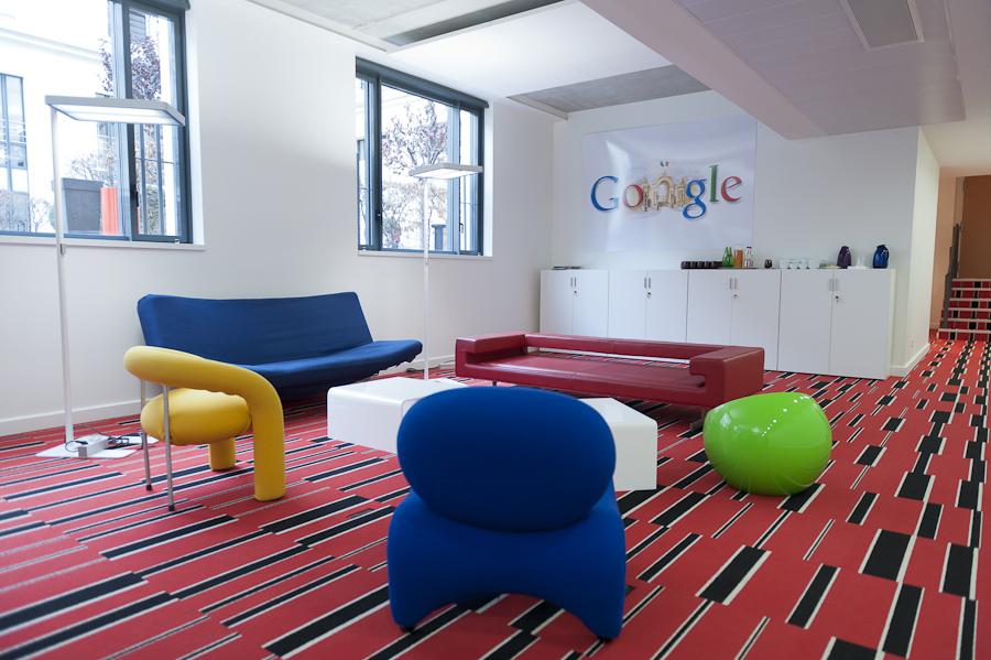 Bureaux de google paris: paris une tour de bureaux transformée en