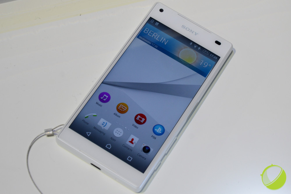 Sony Xperia Z5 Compact (13 sur 13)