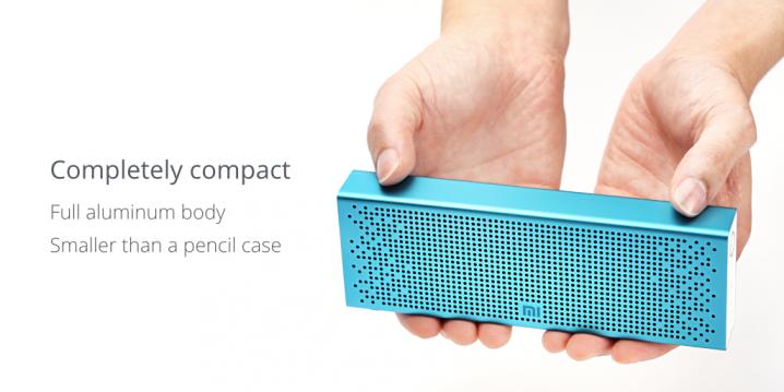 Mi Bluetooth Speaker L Enceinte Sans Fil De Xiaomi
