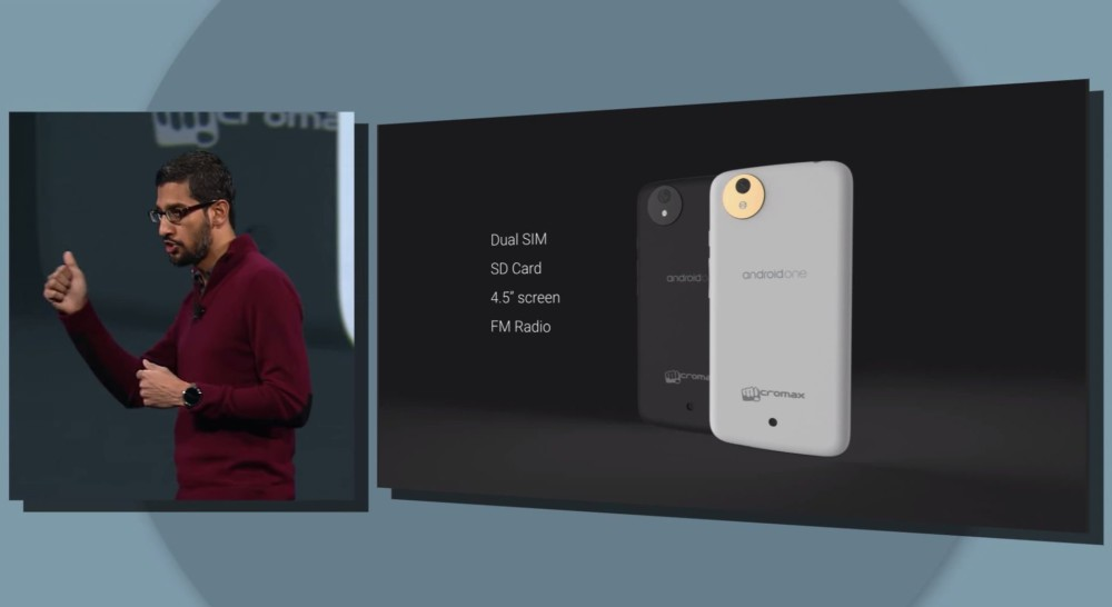 android one google io 2014 sundar pichai hardware