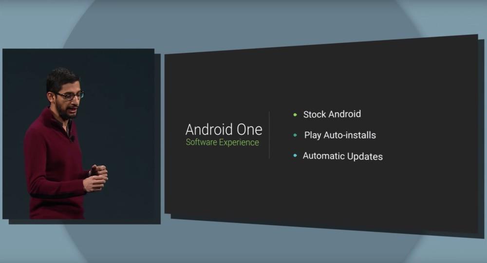 android one google io 2014 sundar pichai logiciel
