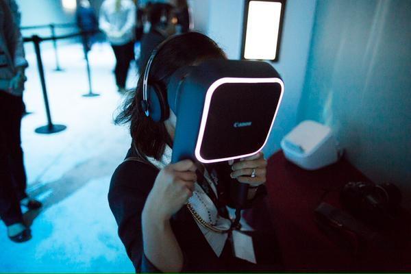 canon casque realite virtuelle