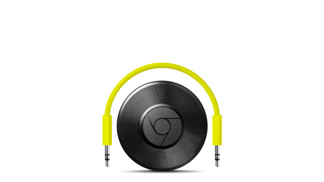 chromecast audio 2