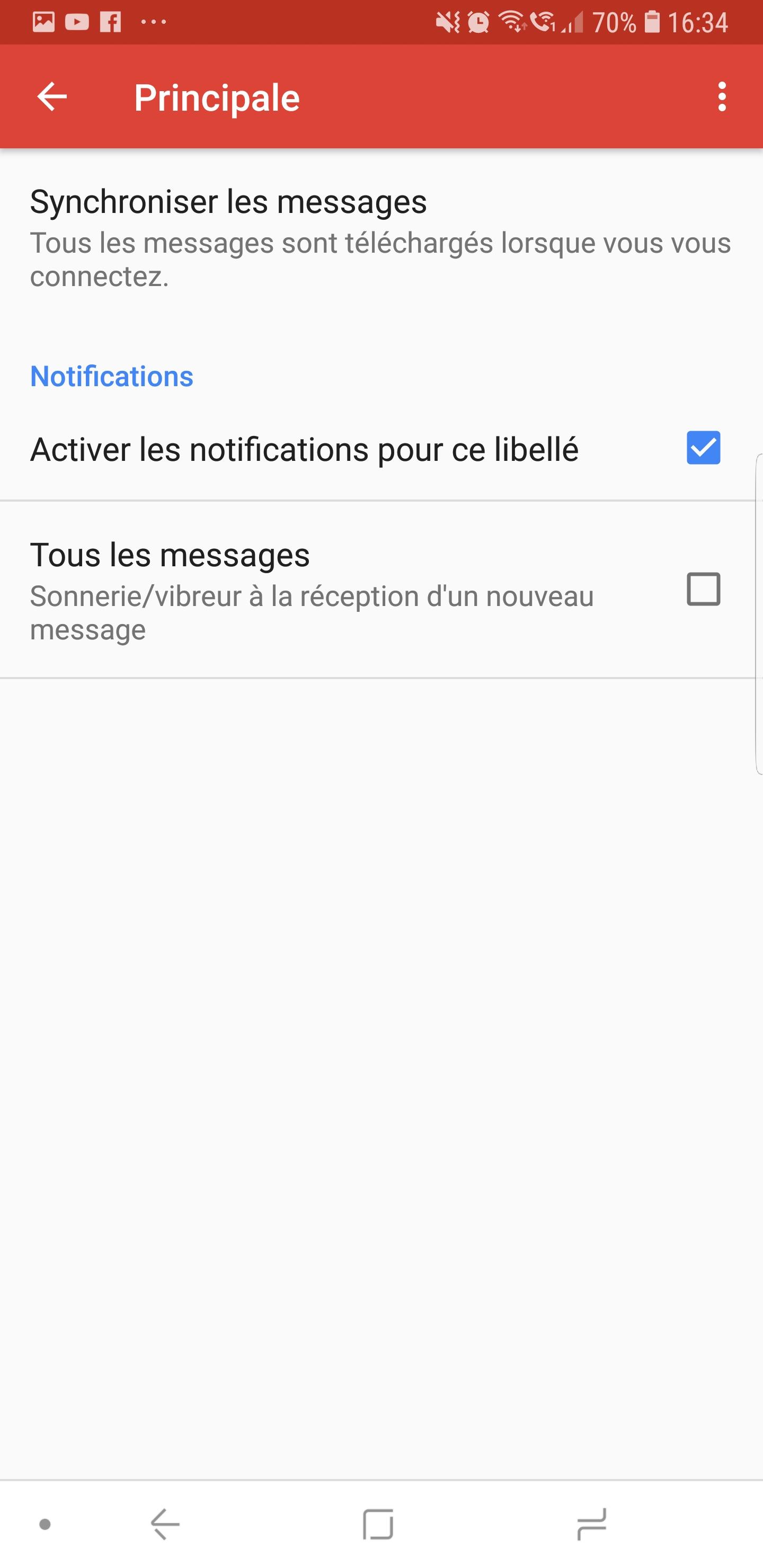 Gmail Sur Android Toutes Les Astuces à Maîtriser