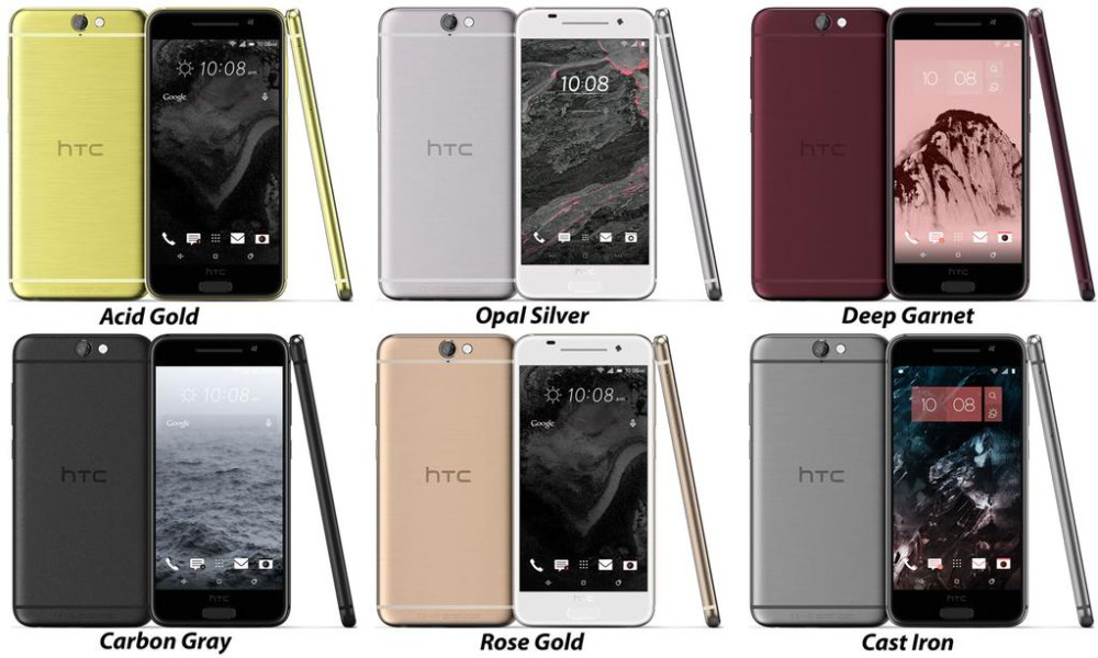 htc one a9  evleaks