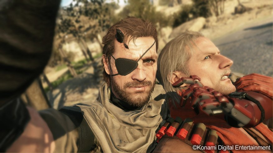 mgs 5 phantom pain android
