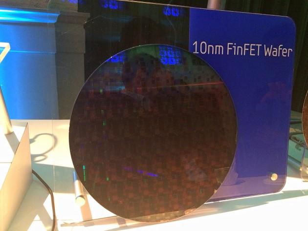 10 nm Samsung