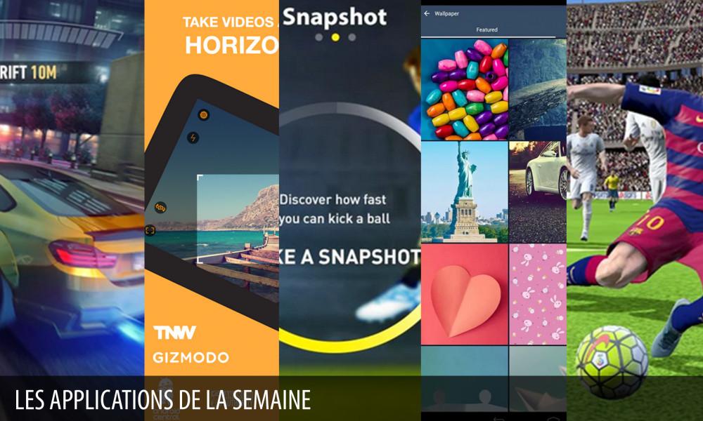 App de la semaine 28 appXoid