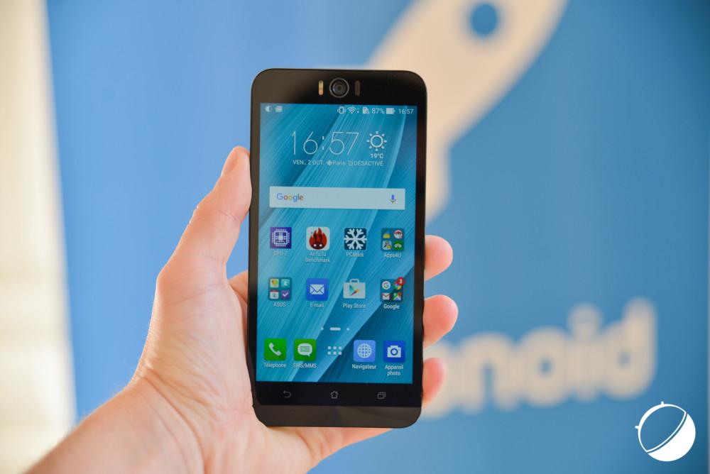 Asus Zenfone 2 Selfie (10 sur 12)