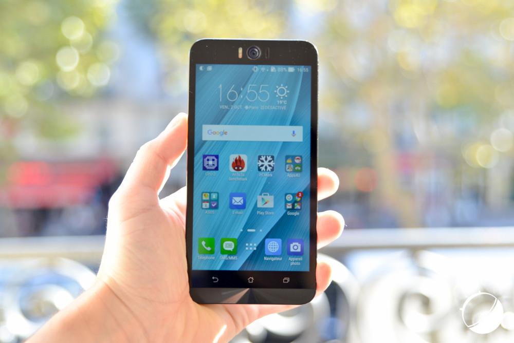 Asus Zenfone 2 Selfie (8 sur 12)