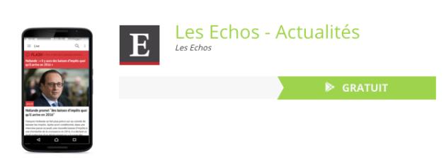 Les Echos Android