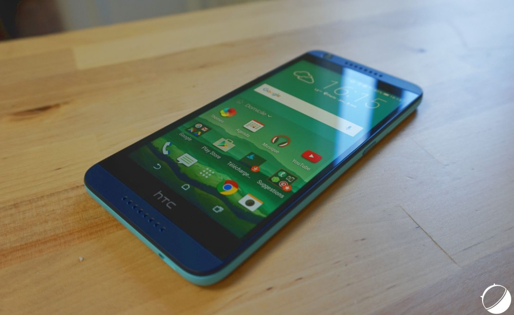 HTC Desire 626 ecran 1