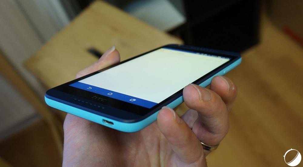 HTC Desire 626 ecran 2