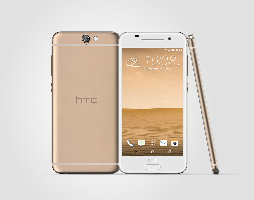 HTC One A9_3V_Or_Topaze