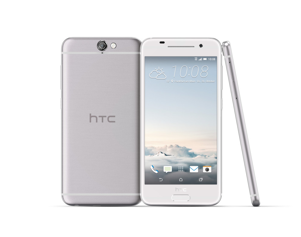 HTC One A9_Aero_3V_Argent