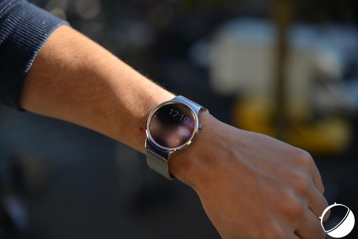 test huawei watch notre avis complet montres bracelet connect s frandroid. Black Bedroom Furniture Sets. Home Design Ideas