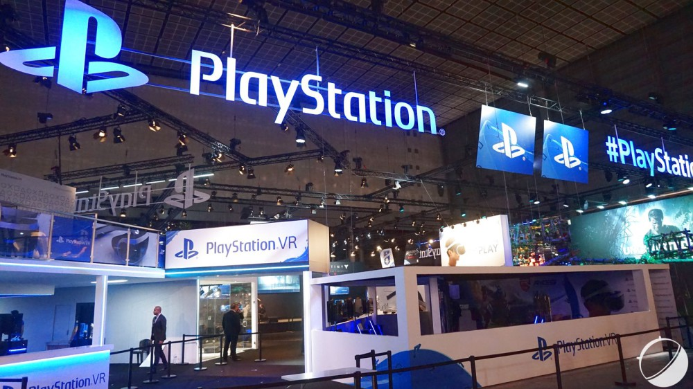 Playstation VR parisgames week 2015 2