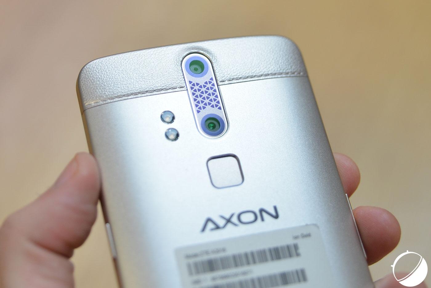 Test ZTE Axon Elite : notre avis complet