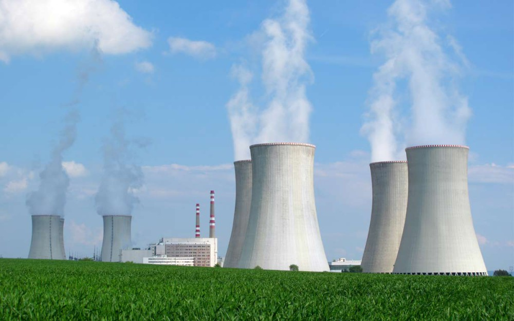 centrale nucléaire smartphone
