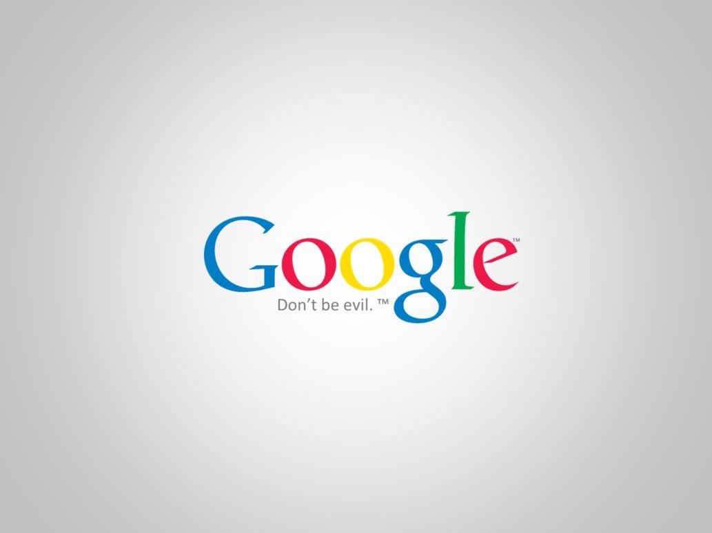 le slogan quotdont be evilquot de google devient quotdo the right