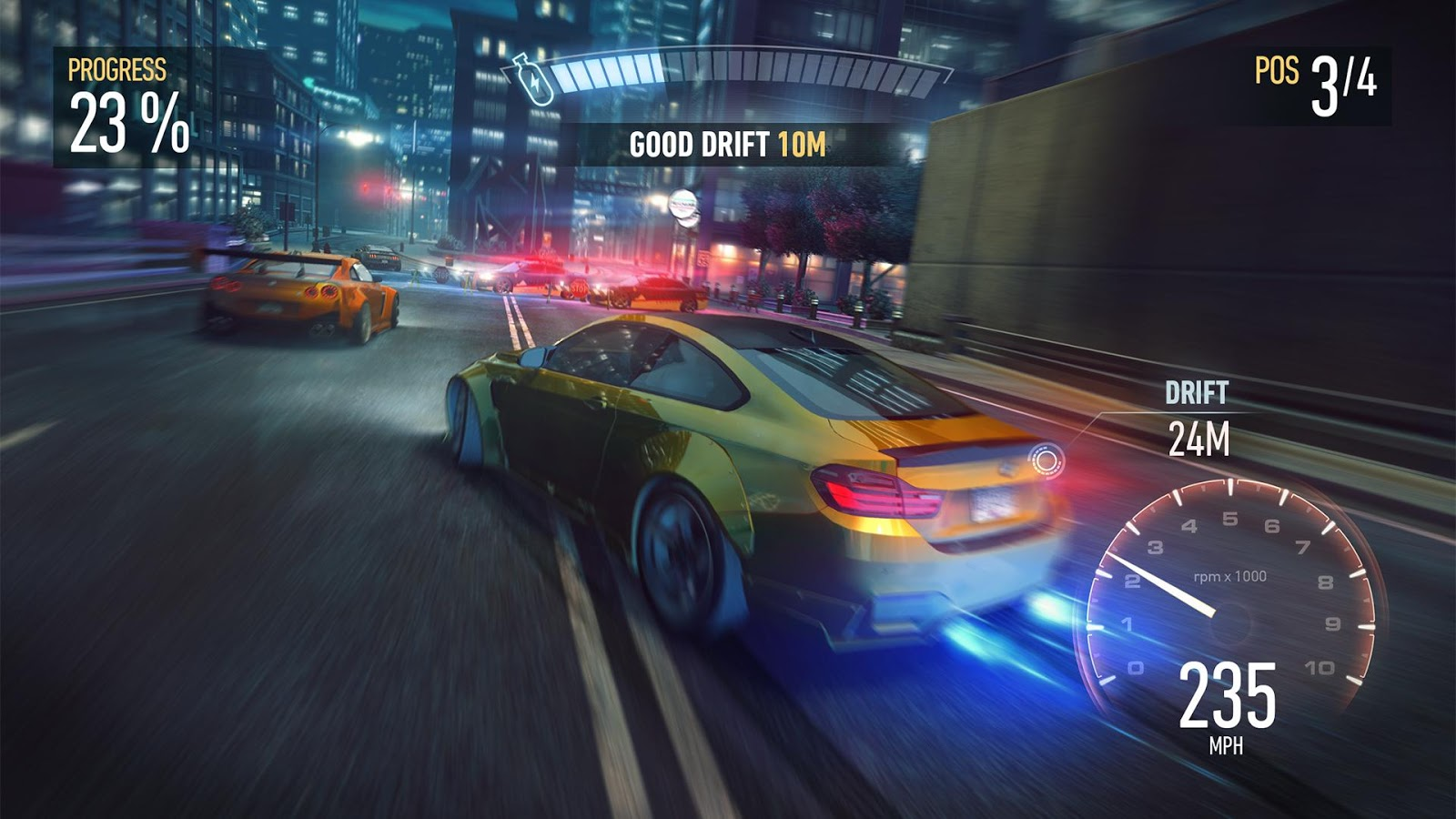 Need For Speed No Limits D 233 Marre Sa Course Sur Android Frandroid