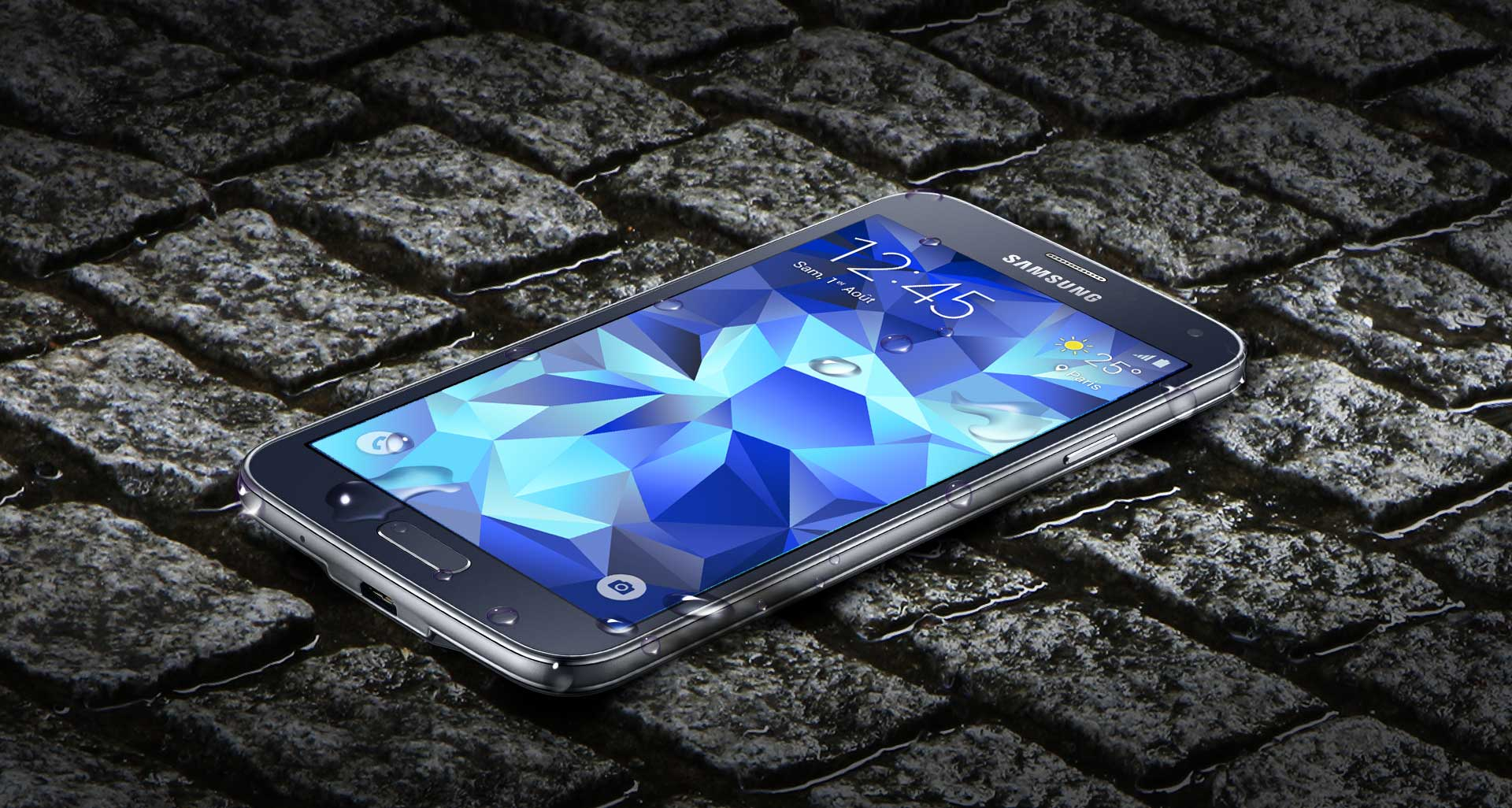 316830 Galaxy S5 Neo Galaxy S5 Legerement Bride Disponible France